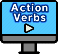 Action Verbs Lesson