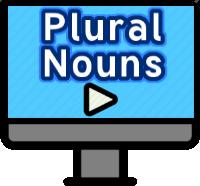 lesson plural nouns
