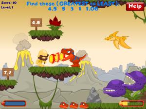 Decimalus Rex: Decimal Game