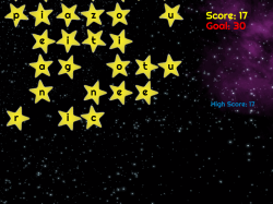 Falling Stars: Spelling Word Forming Game
