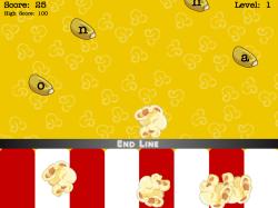 Popcorn Typer: Typing Game