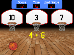 Shot Clock Game