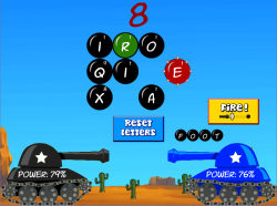 Word War: Spelling Game