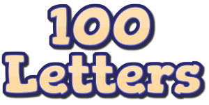 100 Letters Title