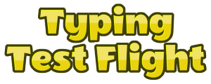 Typing Test Flight