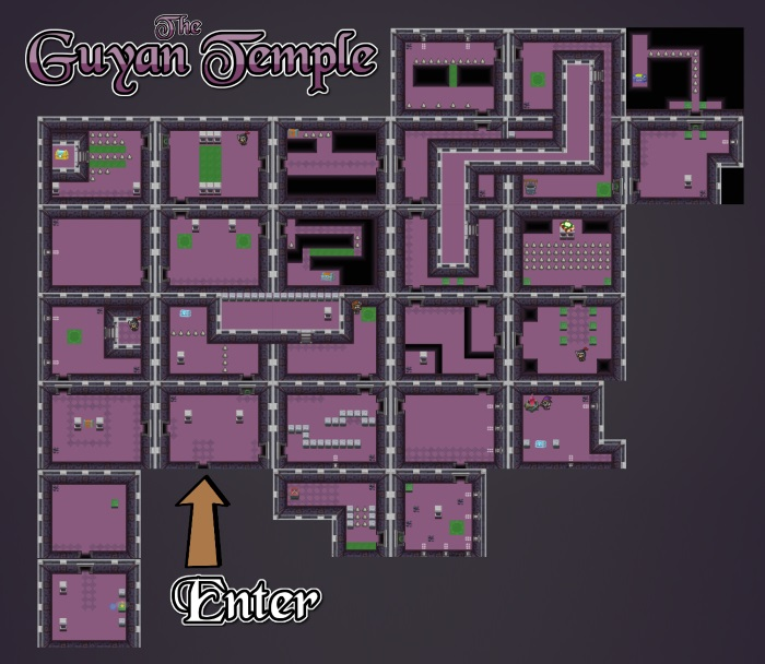 Maps for Math Quest 2